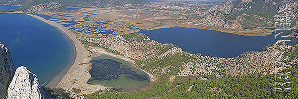 Best open space:DALYAN